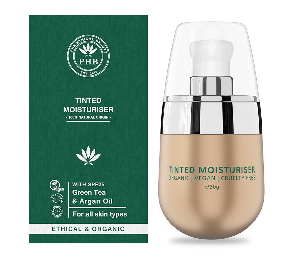 Tinted Moisturizer SPF25 30ml PHB ETHICAL BEAUTY