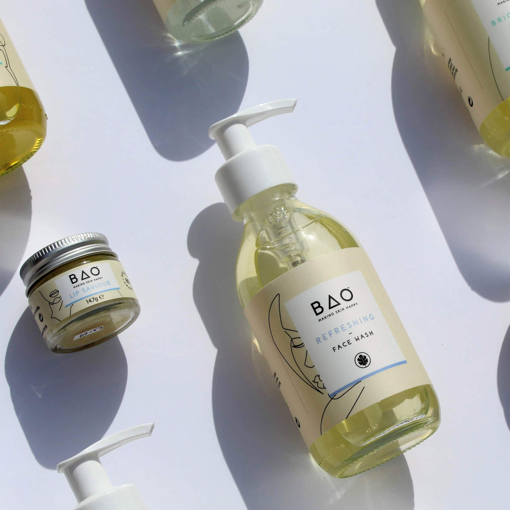 Refreshing Face Wash BAO