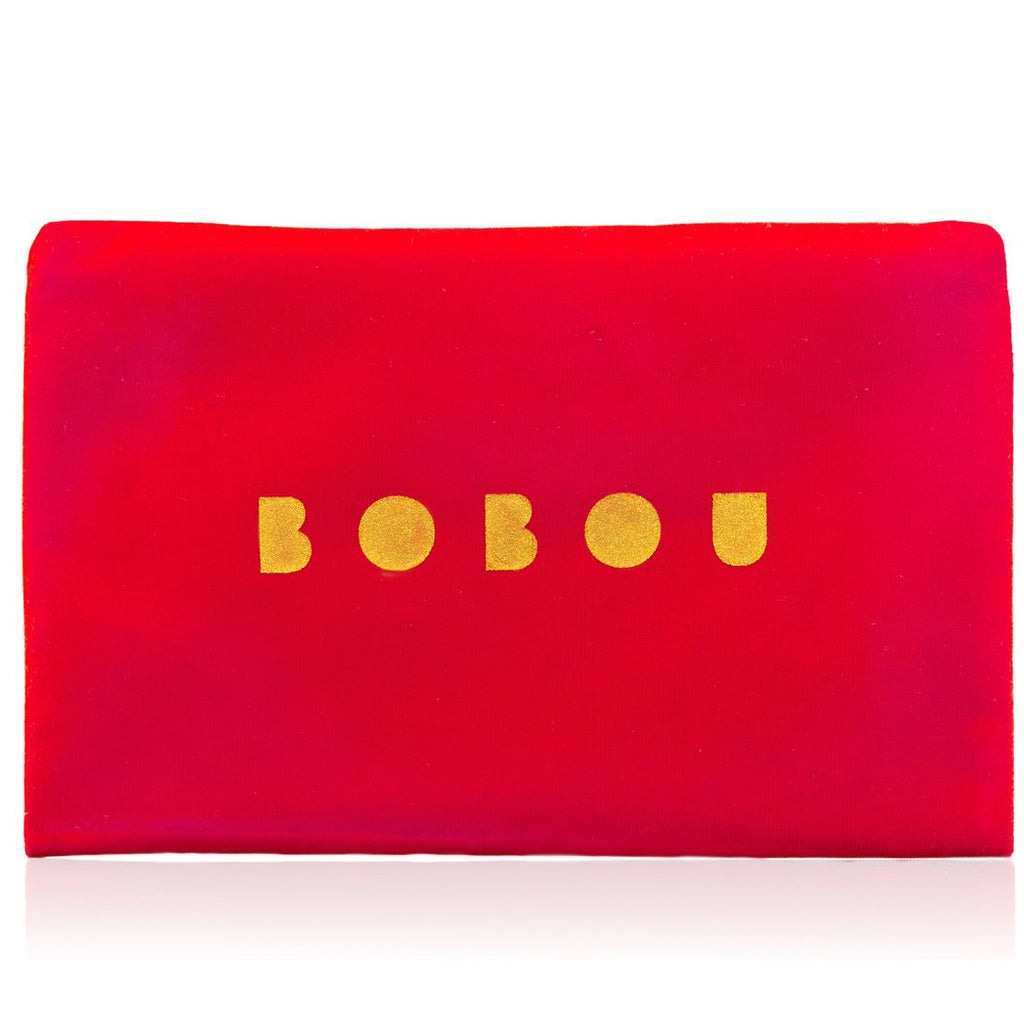 Velvet Make Up Brush Pouch BOBOU