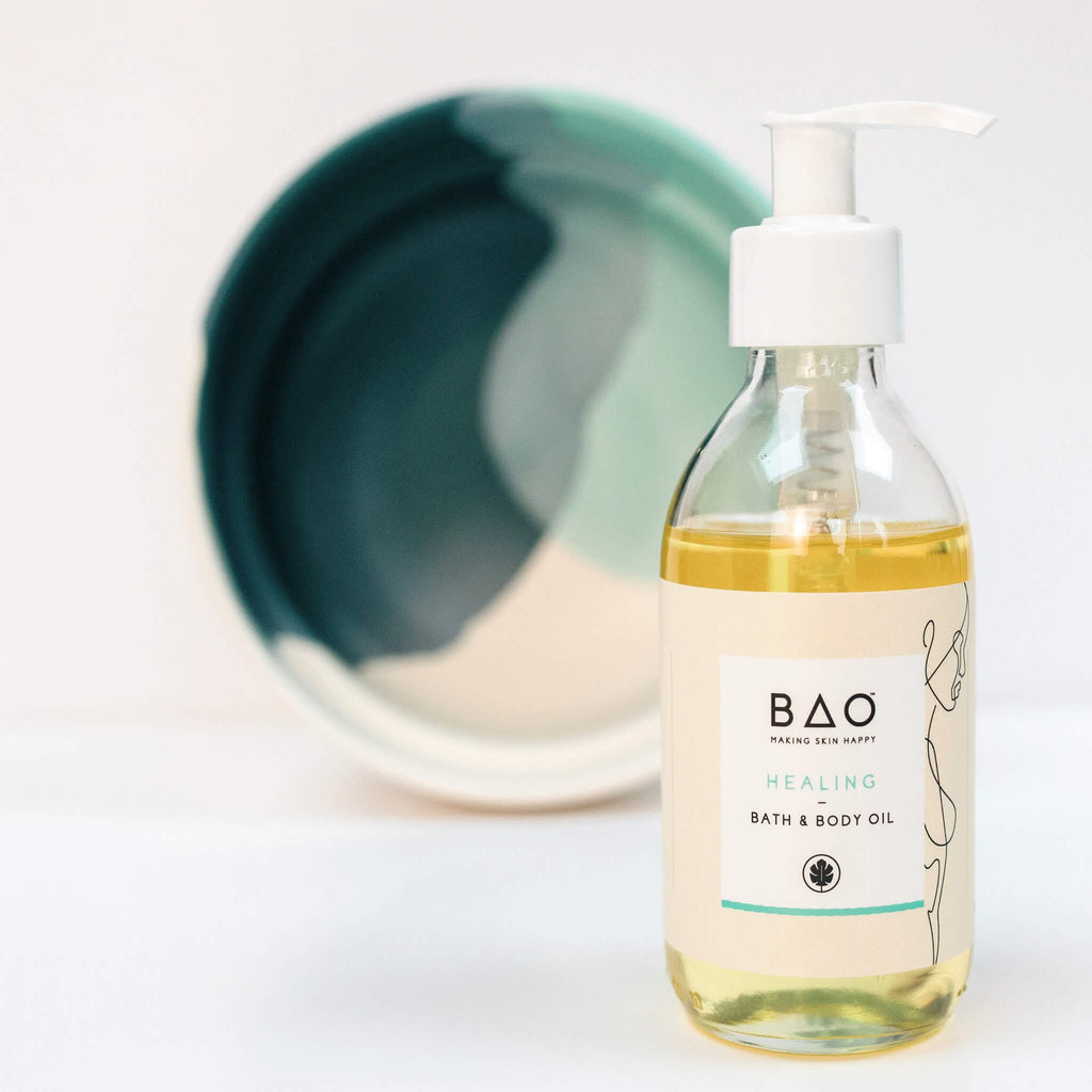 Healing Bath + Body Oil | BAO