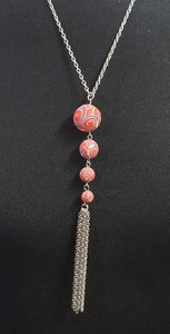 Viva Bead Necklace