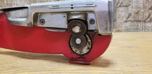 Old Red Can Opener