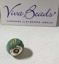 Load image into Gallery viewer, Viva Beads Polymer Clay Bead Meadow Series #4
