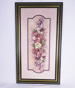 Victorian Roses Picture - Wall Art