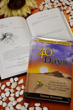 Load image into Gallery viewer, 40 Days Devotional Book