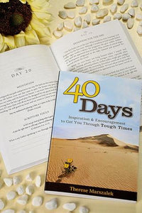40 Days Devotional Book
