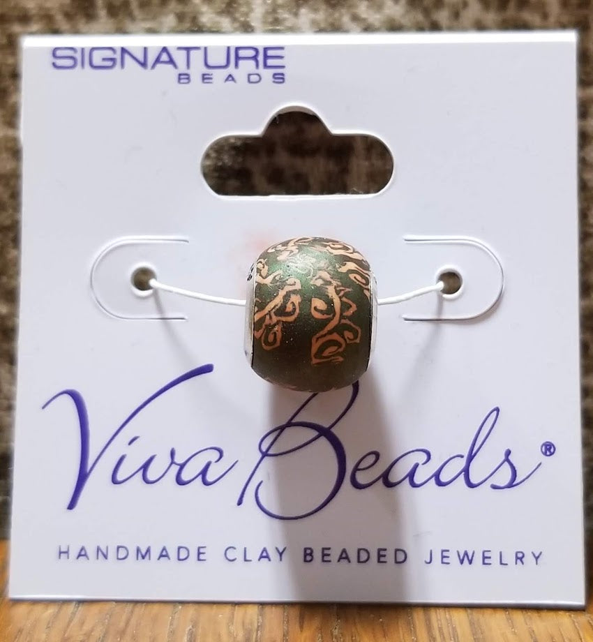 Viva Beads Polymer Clay Bead Truffle Series