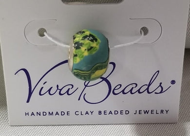 Viva Beads Polymer Clay Bead Meadow Series #4