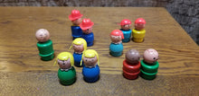 Load image into Gallery viewer, Fisher Price People - Vintage Collectible
