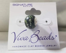 Load image into Gallery viewer, Viva Beads Polymer Clay Bead Midnite Mist Series