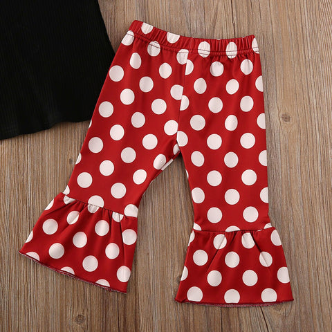 Red Polkadot Set