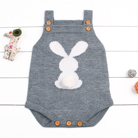 Bunny Overalls