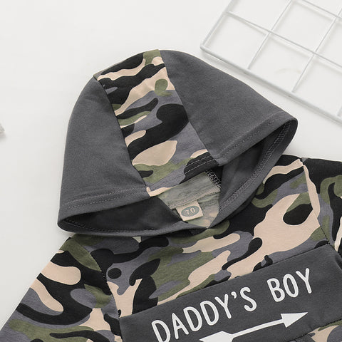 Daddy's Boy Outfit