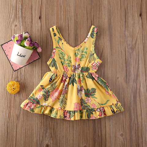 Tropical Sundress
