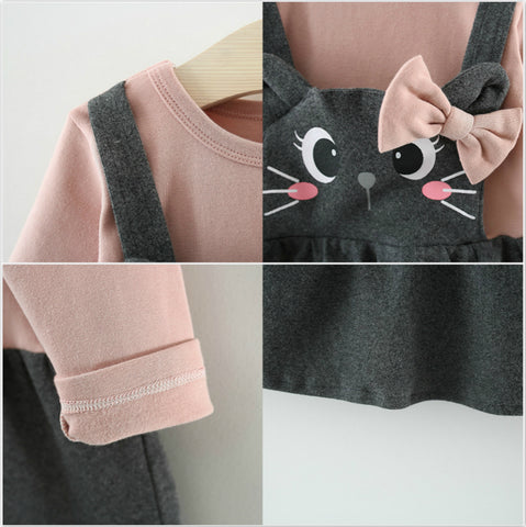 Kitty Overall Dress
