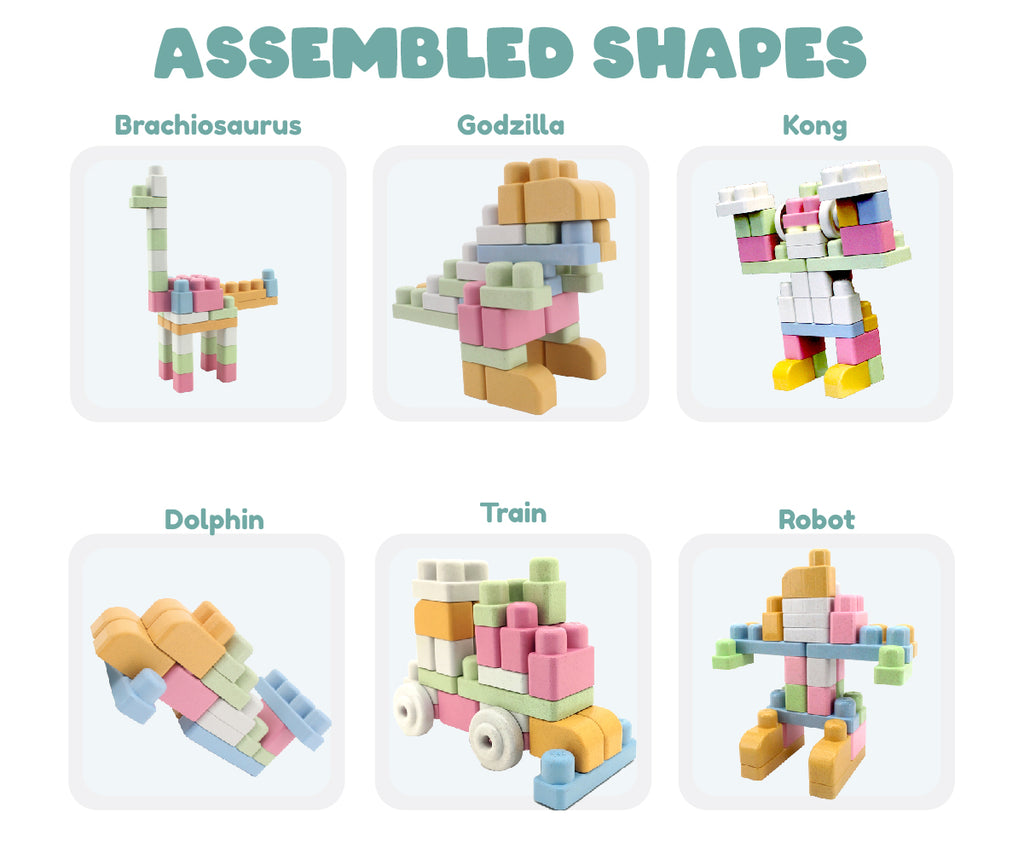 Toy Blocks Shapes