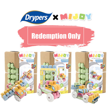 Mijoy Vehicle Series ( DRYPERS REDEMPTION ONLY )