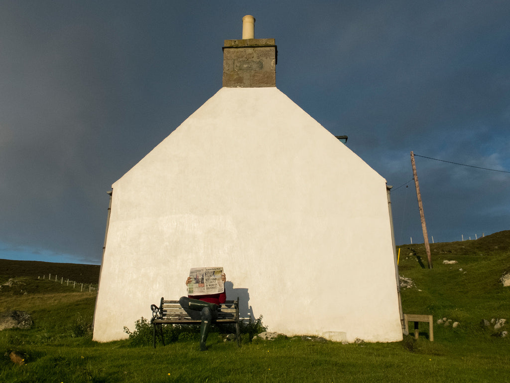 Sunny Day Revisited, Sutherland, Scotland, 2014