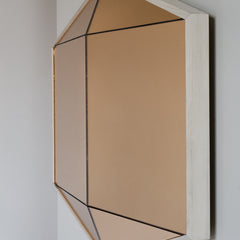 Peach Gem Mirror