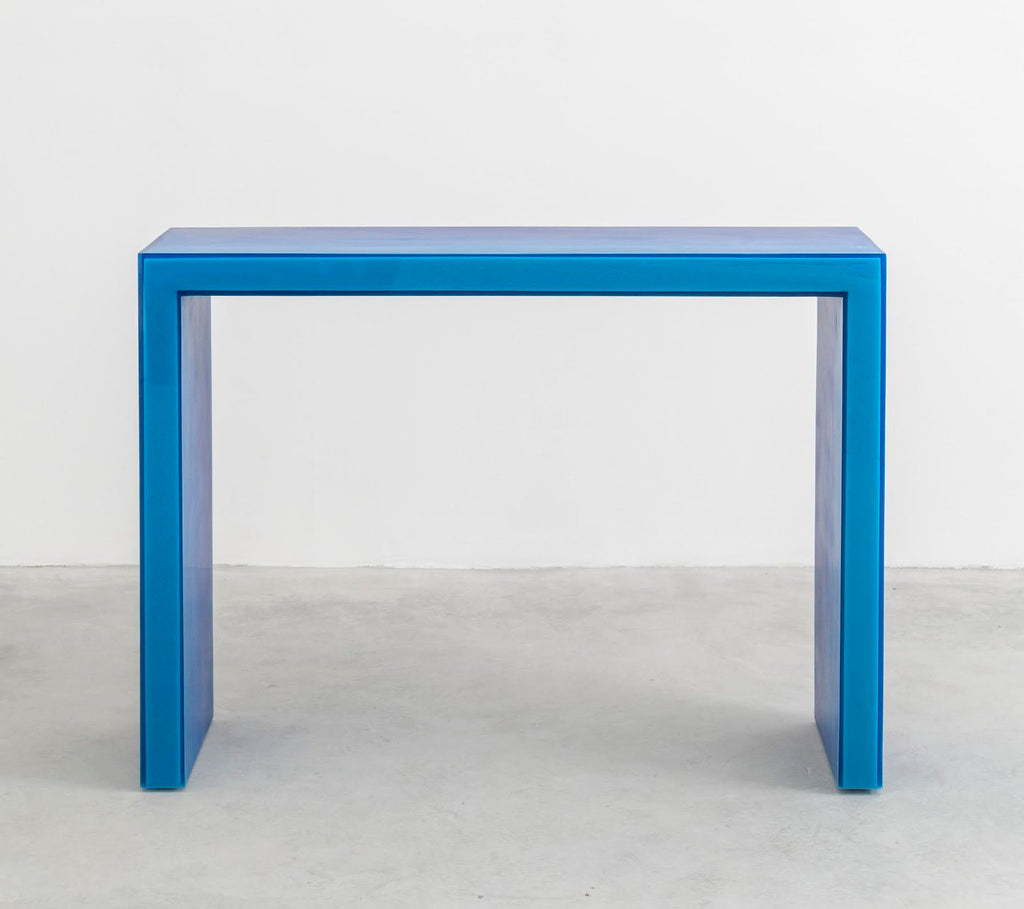 Console Blue