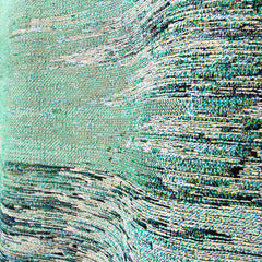 Fields of Green Woven Throw