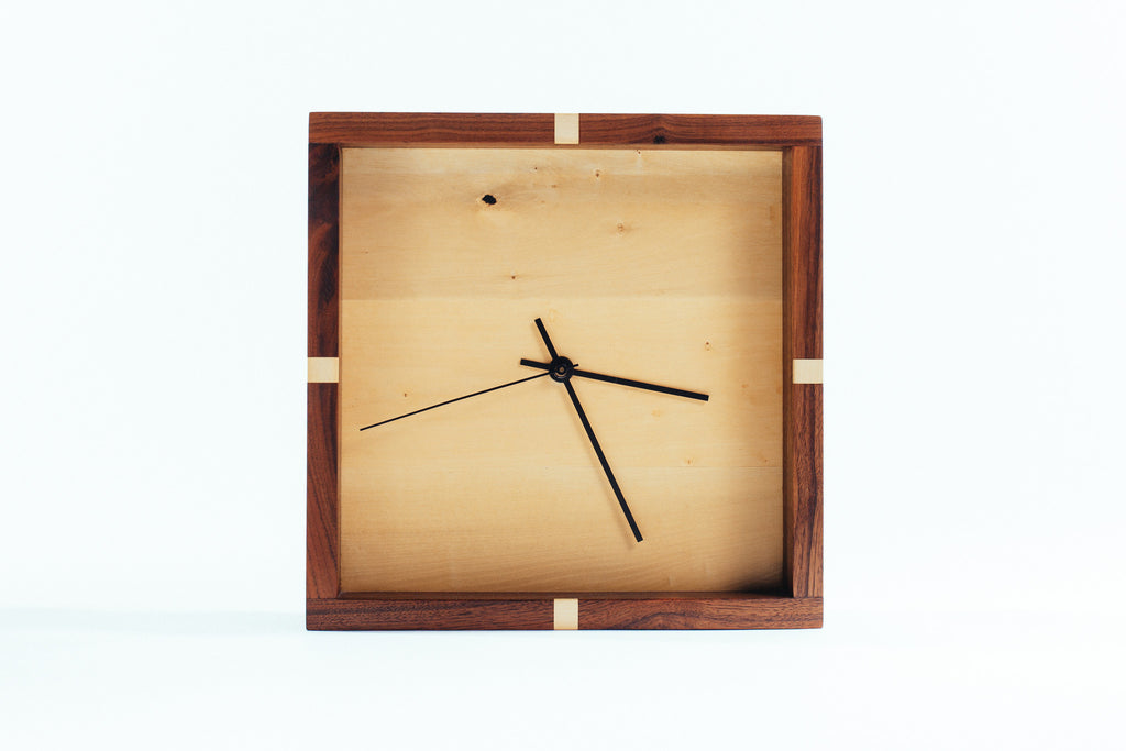 Square One Clock
