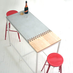 Zipper Table