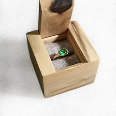 Traditional Ring Box