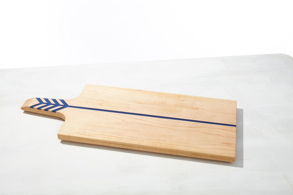Arrow Board Maple/Blue