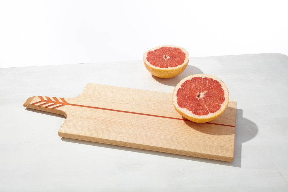 Arrow Board Maple/Orange