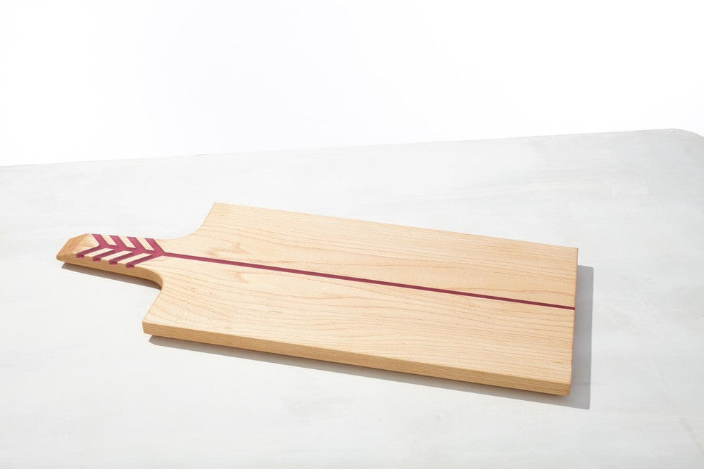Arrow Board Maple/Violet