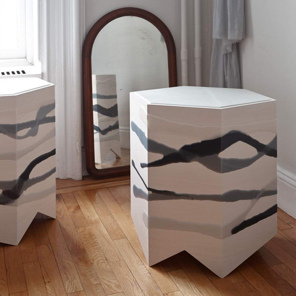 Drip/Fold Side Table