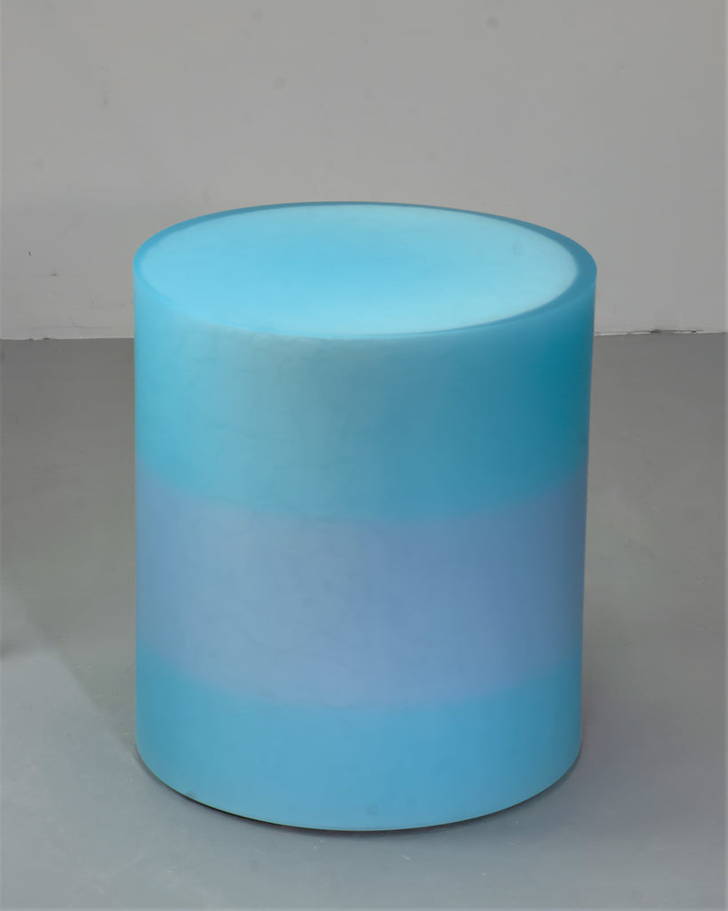 Ripple Drum, Blue
