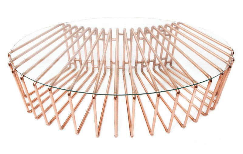 Scallop Coffee Table