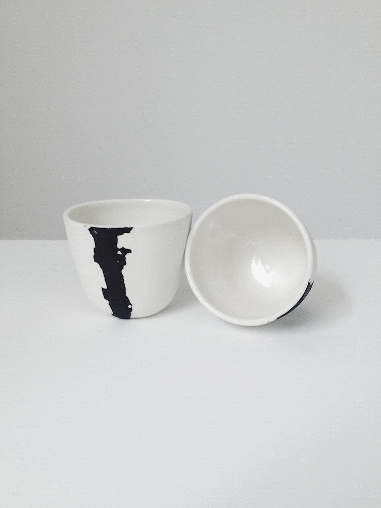 Crater Pitcher & Mug Set (Light)