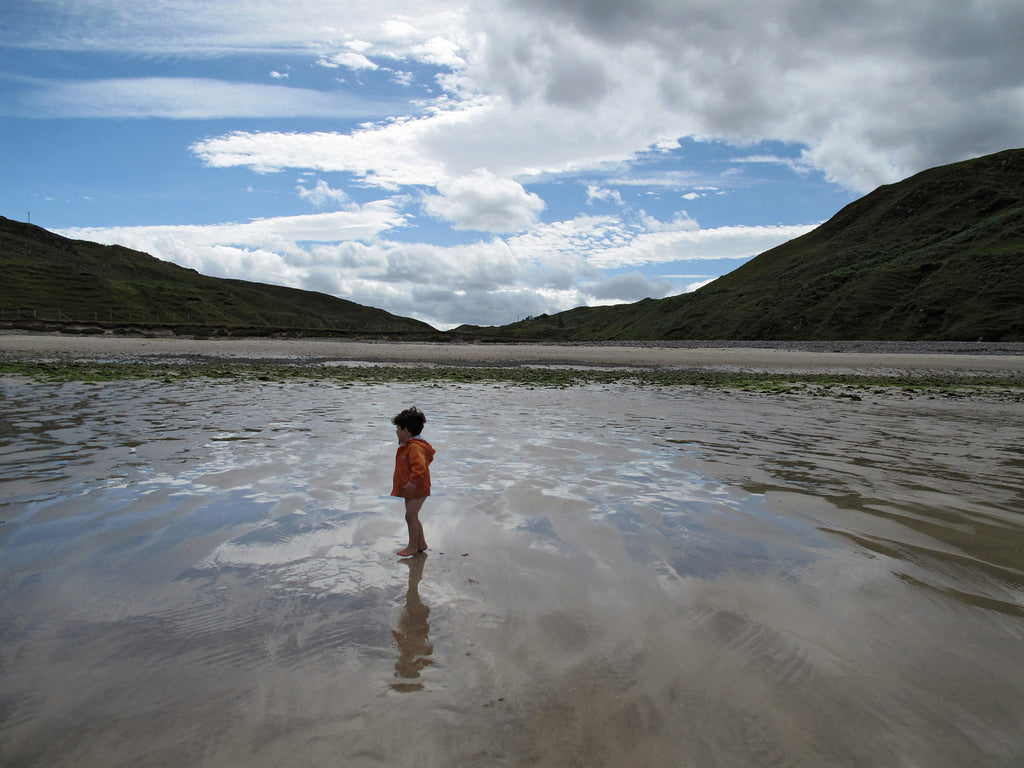 Low Tide, Sutherland, Scotland