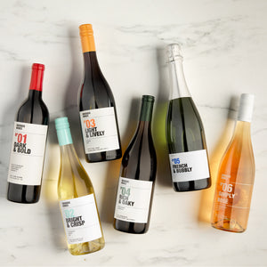 Pack: The Entire Collection (6 unique wines)