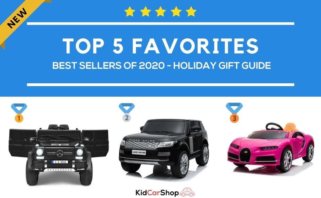 2020 Best Sellers - Holiday Buyers Guide