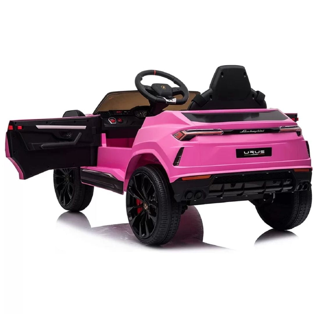 OutdoorToys Licensed Urus 12V Ride On Children/'s Electric SUV Pink