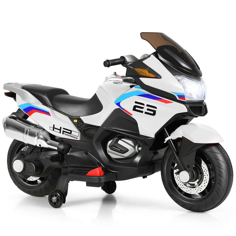 12V Superbike Kids Ride On Motorcycle Electric Motor Bike