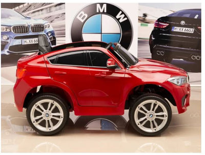 12V BMW X6 Electric Powered Kids Ride On Car with Remote Control