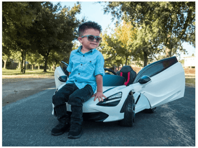 McLaren 720S 12V Kids Electric Ride On Car w/ Remote Control