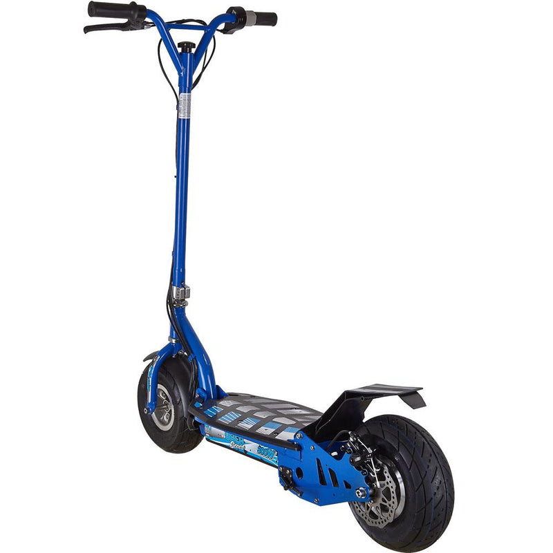 300w Kid's Ride-On Electric Scooter Blue Electric Scooter UberScoot
