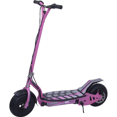 300w Kid's Ride-On Electric Scooter Pink Electric Scooter UberScoot