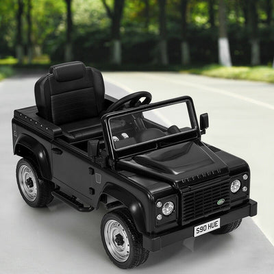 Landrover Defender Licensed Pedal Powered Car
