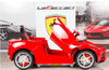 Ferrari 12V LaFerrari Kids Electric Ride On Car with MP3 and Remote Control