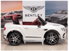Bentley Continental GT 12v 1-Seater Kids Ride on Car