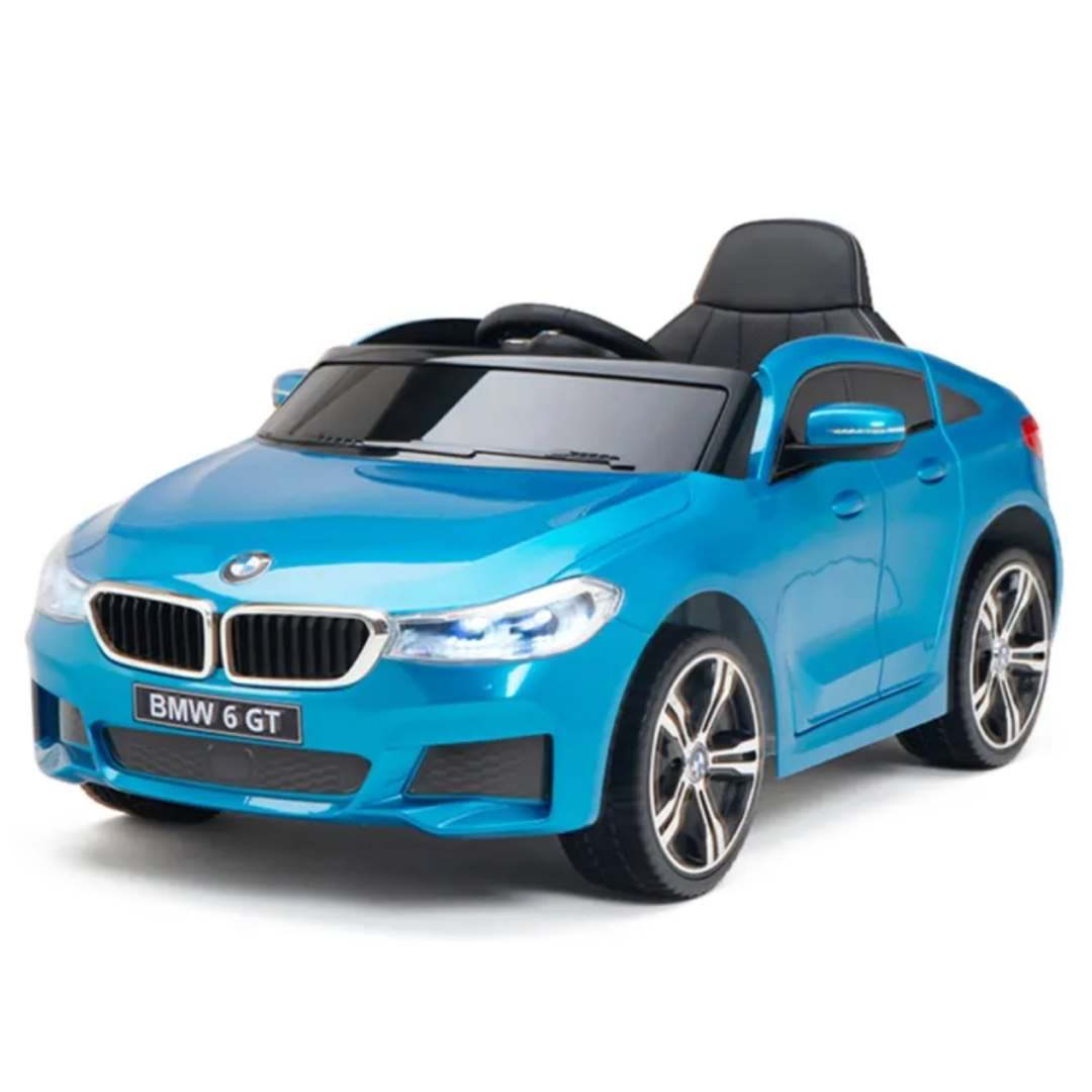 BMW 6 Series GT Kids 1-Seater 12V Ride On Car with Remote Control