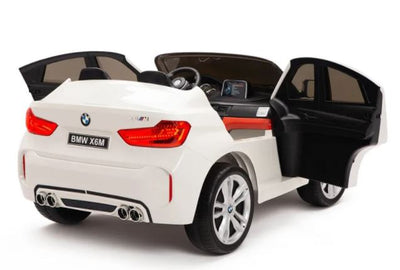 BMW X6M Kids 2-Seater 12V Ride On Car with Remote Control