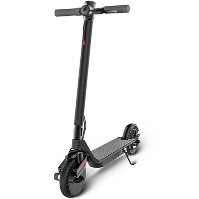 853 Pro 36v 7.5ah 350w Lithium Kid's Ride-On Electric Scooter Black Electric Scooter MotoTec